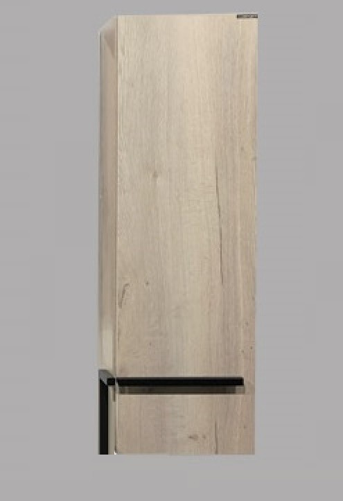 Шкаф подвесной Comforty Дюссельдорф 4148025 35 см, дуб дымчатый