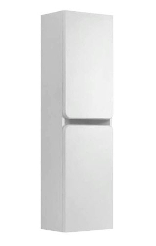 Пенал Belux Париж П 35 L/R, подвесной, цвет - белый глянцевый