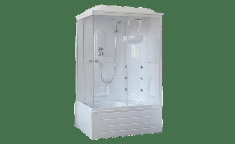Душевая кабина Royal Bath RB8120BP2-T, 120 х 80 см
