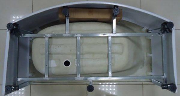 Душевой бокс Parly BN140, 135 x 75 см