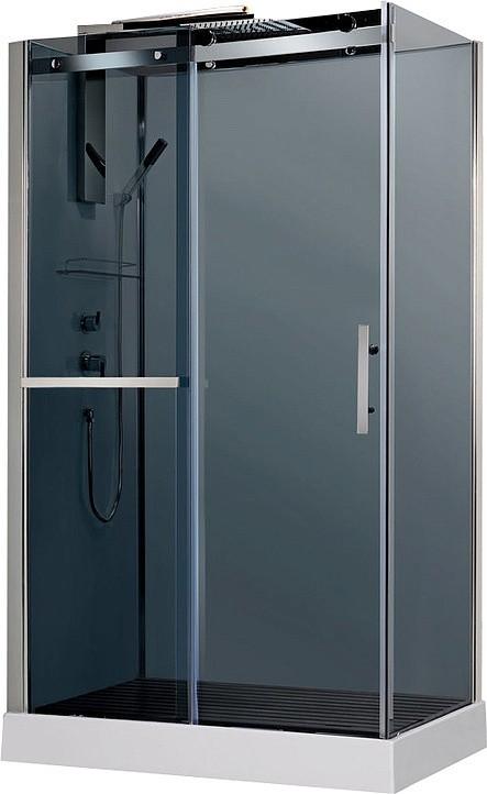 Душевая кабина Orans OLS-SR 8629 ED Reversible, 120 х 80 см