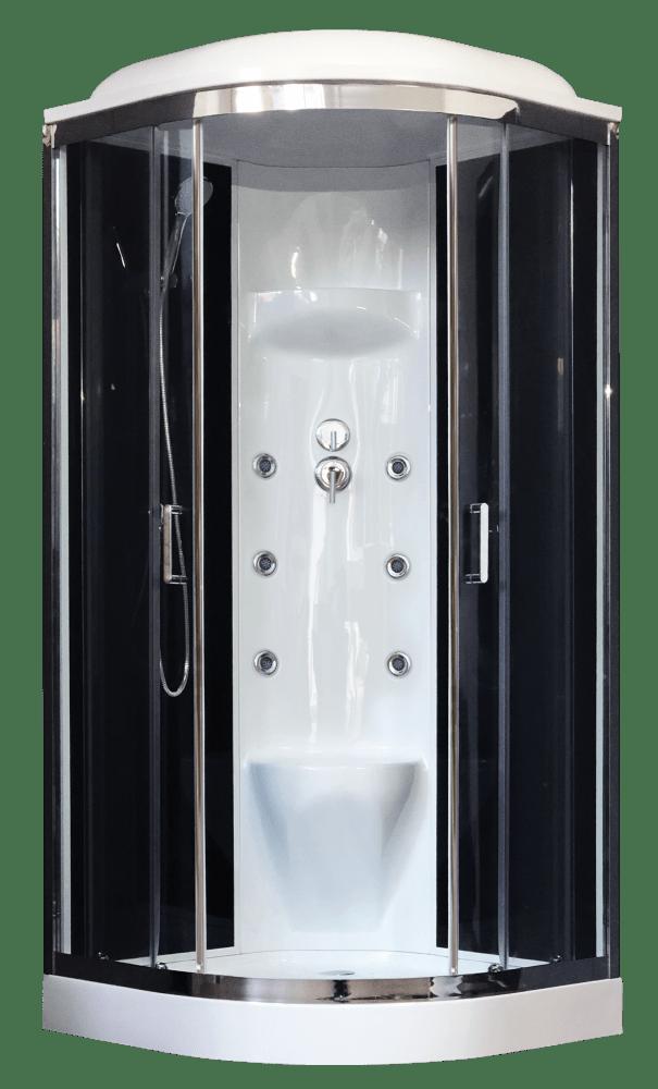 Душевая кабина Royal Bath RB90HK7-BT-CH