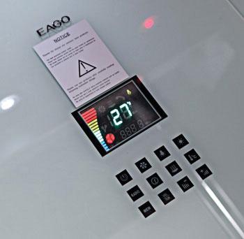 Душевая кабина EAGO DZ951F8 90 x 90 см