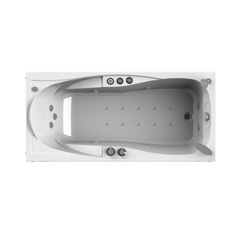 Гидромассажная ванна Парма-Дона от Радомир, 180 х 85 см