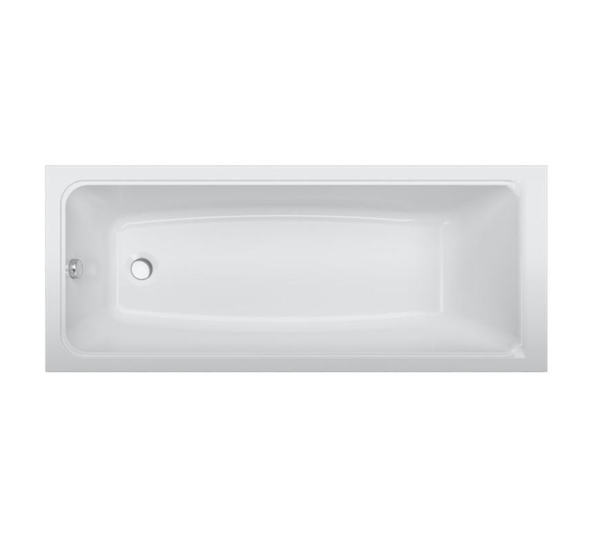 Акриловая ванна Am.Pm Gem W90A-150-070W-A, 150 x 70 см