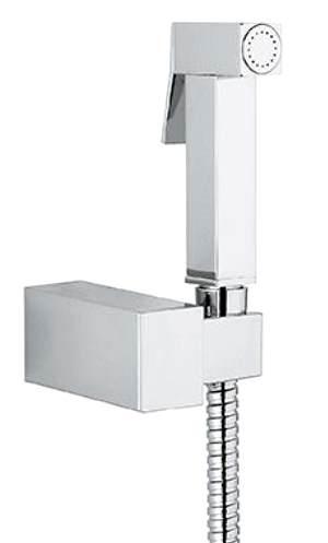 Гигиенический душ Emmevi 133VCR, хром