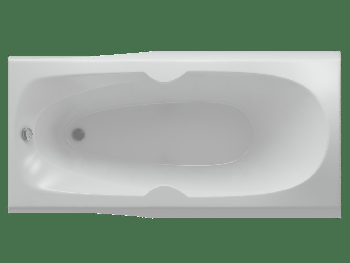 Акриловая ванна Акватек Европа 180х80 см