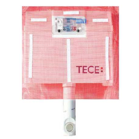 Смывной бачок для напольного унитаза TECE 9370007 TECEprofil тонкий