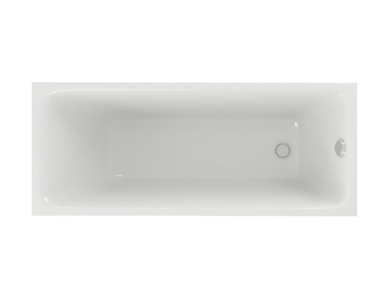 Акриловая ванна Акватек Мия 150 x 70 см