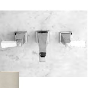 Смеситель Devon&Devon Vip Time VPTIME233MNKSABI для раковины, никель сатинированный