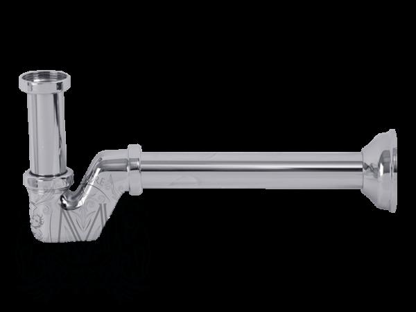 Сифон для раковины Migliore ML.RIC-10.102.CR - хром, ø32