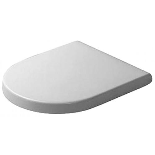 Крышка-сиденье для унитаза Duravit Starck 3 0063890000, с микролифтом