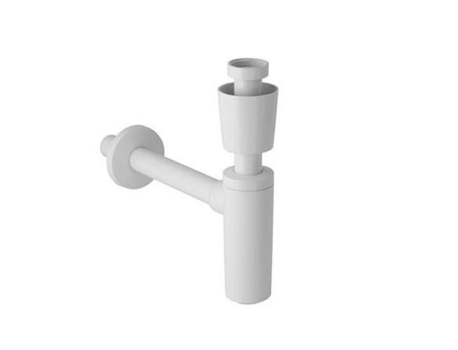 Сифон для раковины Geberit Uniflex 151.035.11.1, белый, Ø40